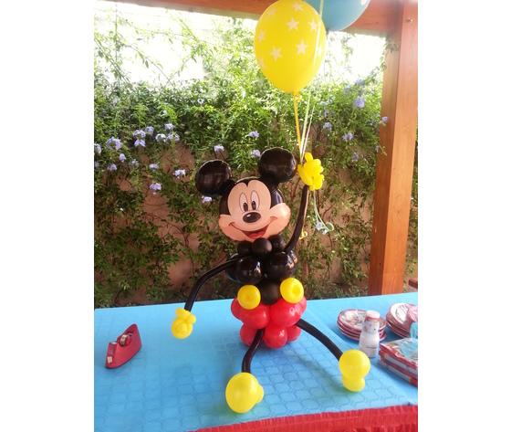Scultura di palloncini 11