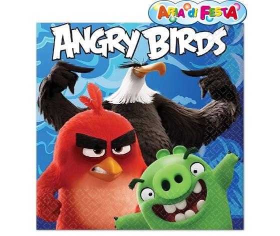Tovaglioli angry birds
