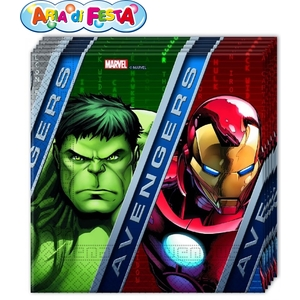 Tovaglioli Avengers