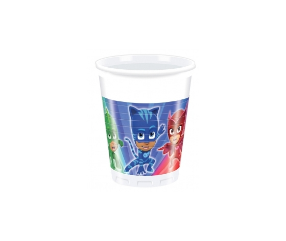 Confezione bicchieri pj m