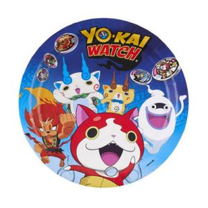 Piatti Yo Kai Watch Grandi