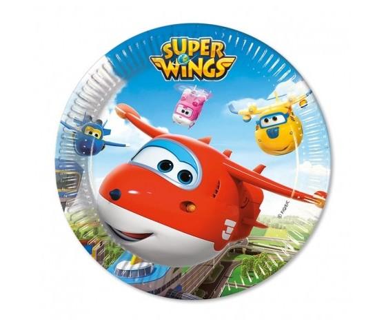 Piatti super wings grandi