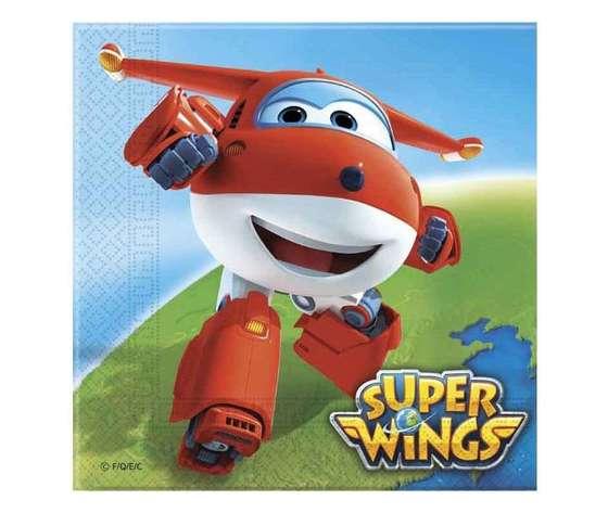Tovaglioli super wings