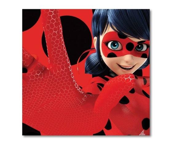 Tovaglioli ladybug