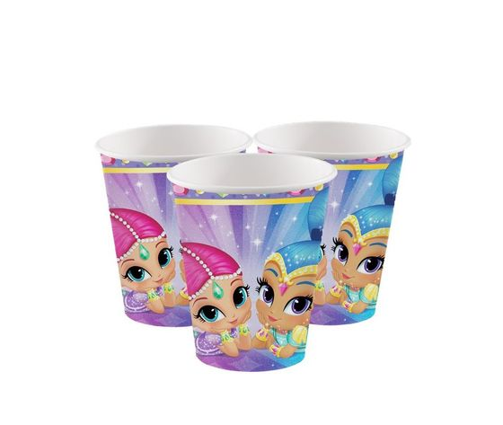 Bicchieri shimmer and shine