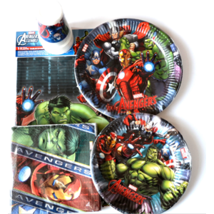Kit Mini Avengers