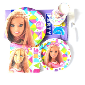 Kit Mini Barbie