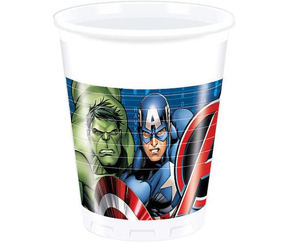 Bicchieri avengers