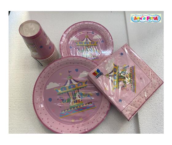 Carousel party kit