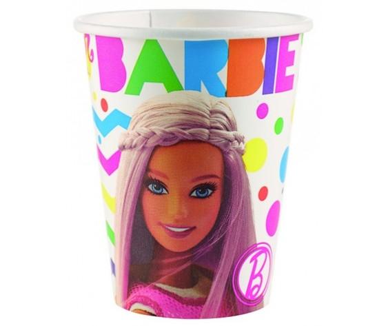 Bicchiere barbie
