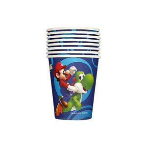Bicchieri Mario Bros