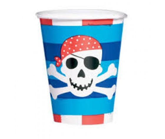 Bicchieri pirati