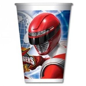 Bicchieri Power Rangers