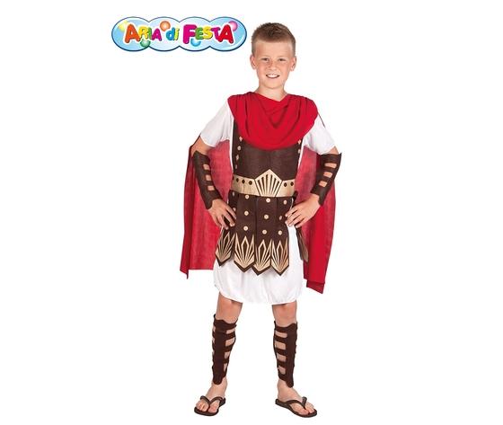 Costume carnevale centurione