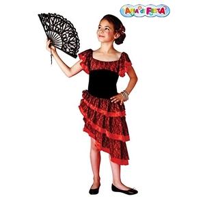 Costume di Carnevale flamenco