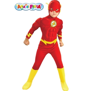 Costume di Carnevale Flash