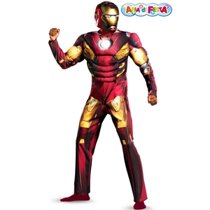Costume di Carnevale Iron Man