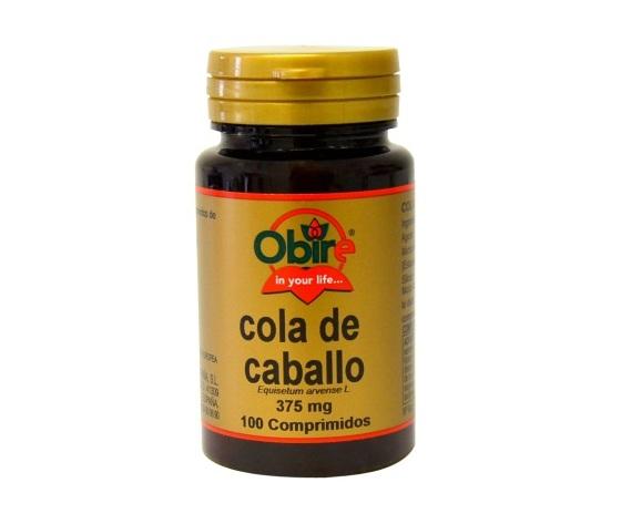 Equiseto o Coda di Cavallo (Equisetum arvense)    100 comp   375 mg