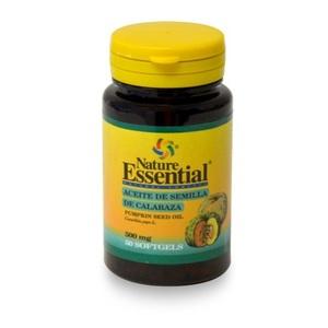 Olio di Semi di Zucca (Curcubita pepo)  50 perle  500 mg