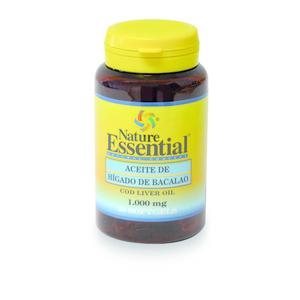 Olio di Fegato di Merluzzo (Oleum morrhuae)     30 caps  1.000 mg
