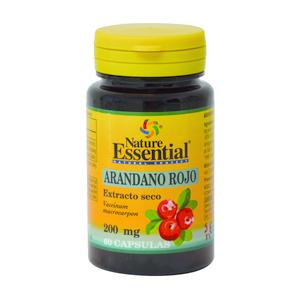 Mirtillo Rosso (Vaccinium macrocarpon)  60 cap   200 mg