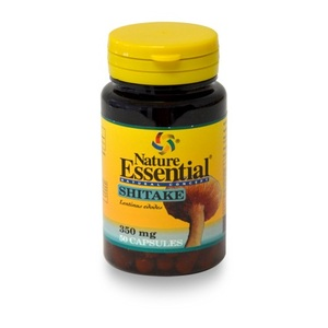Shitake (Lentinula edodes)  50 caps  350 mg
