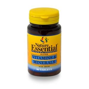 Vitamine & Minerali    60 comp
