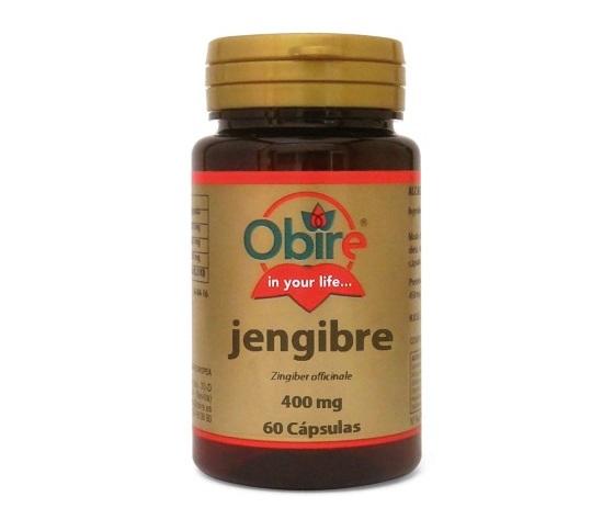 Zenzero (Zingiber officinale)   60 caps  400 mg