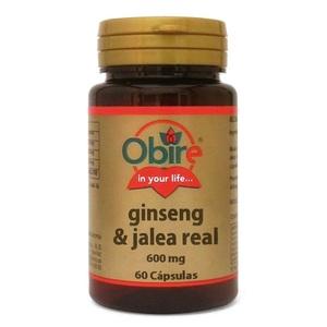Ginseng & Pappa Reale   60 caps  600 mg