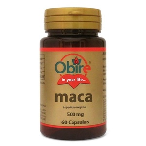 Maca (Lepidium meyenii)    60 caps  500 mg