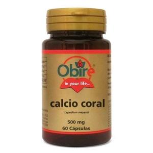 Calcio Corallo  60 caps   500 mg