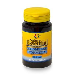 B-Complex Formula  30 comp  500 mg