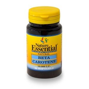 Beta-carotene (β-carotene)     50 cap 192mg