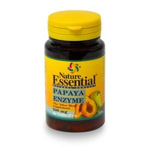 Papaya Enzima   60 cap  500 mg