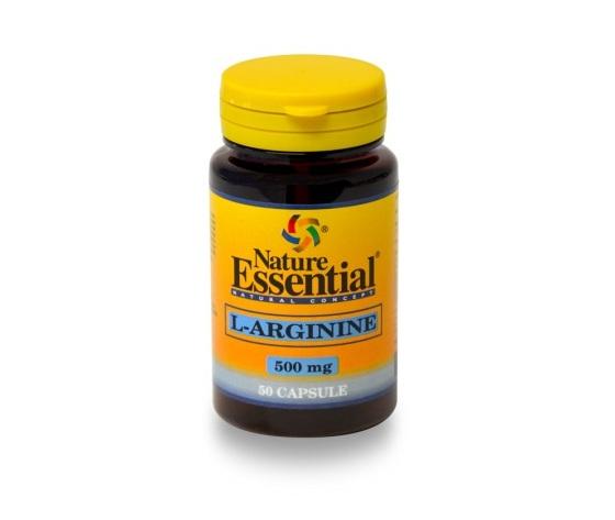 L-Arginina     50 cap  500mg