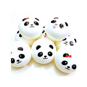 SQUISHY  panda bianco