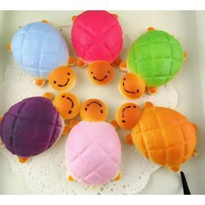 SQUISHY tartaruga vari colori