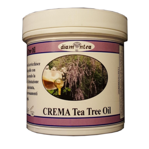 CREMA TEA TREE  OIL  250 ml