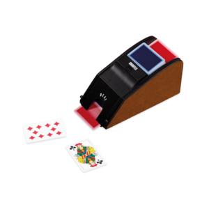 shuffler + dealer