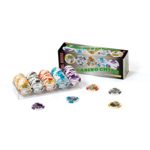 100 casino chips