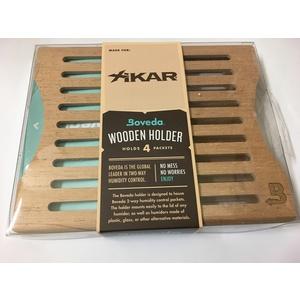 Kit umidificazione in legno 4pack