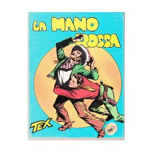 La Mano Rossa(N°1)