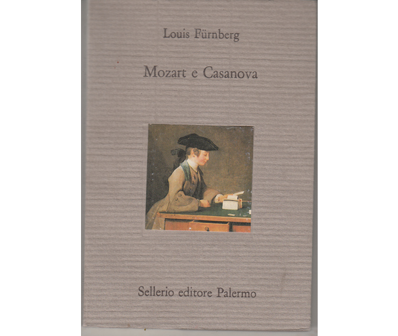 Mozart e Casanova - Louis Furnberg