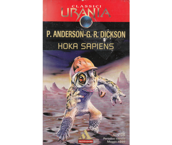Hoka sapiens - P. Anderson - G.R. Dickson