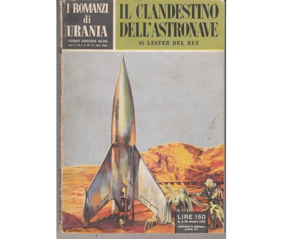 IL Clandestino dell'astronave (N.2)