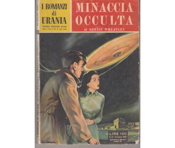 Minaccia Occulta (N.22)