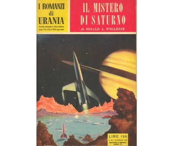 IL Mistero di Saturno (N.70)
