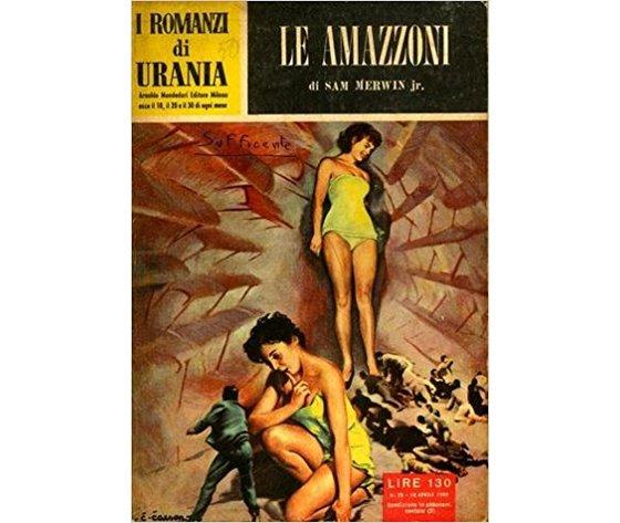 Le amazzoni (N.76)