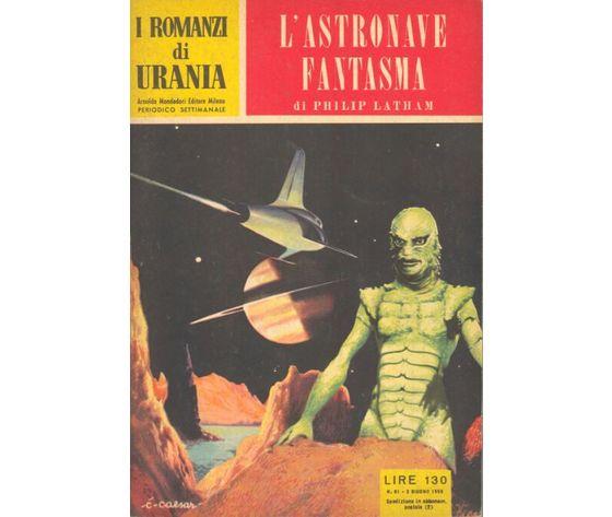 L'astronave Fantasma ( N.81)