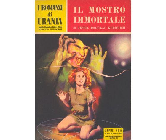 IL Mostro immortale (N. 85)